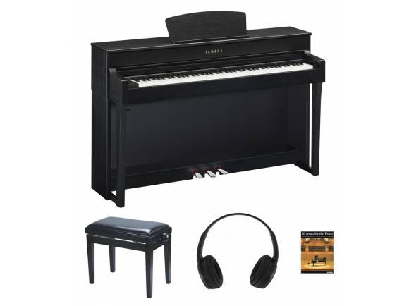 Piano Digital/Piano Digital Yamaha CLP-635 B Pack