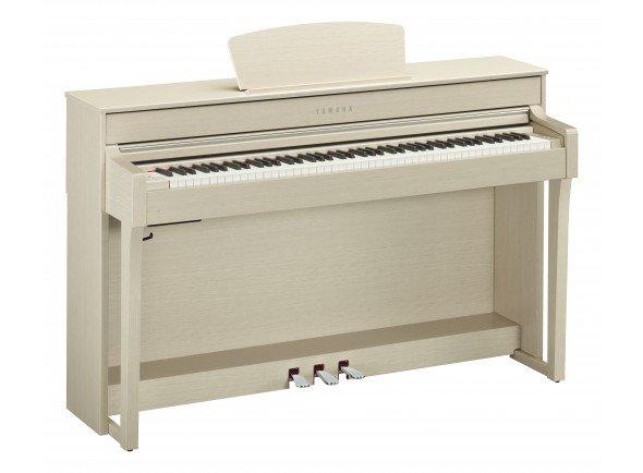 Piano Digital/Pianos Digitais de Móvel Yamaha CLP-635 WA