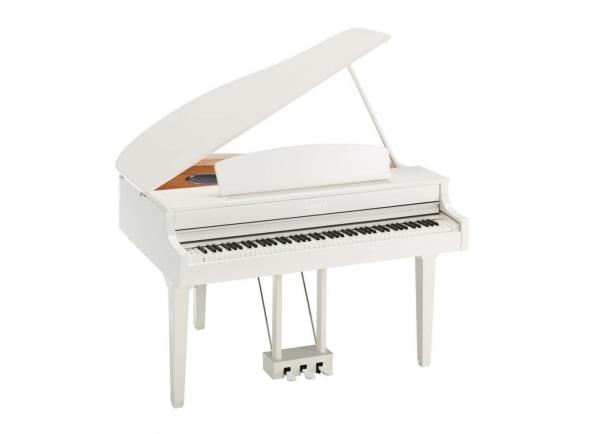 Pianos Digitais de Móvel Yamaha CLP-695GP WH