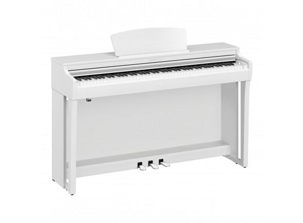 Pianos Digitais de Móvel Yamaha  CLP-725 WH