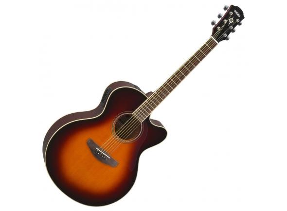 Guitarras Folk Yamaha CPX 600 Old Violin Sunburst B-Stock