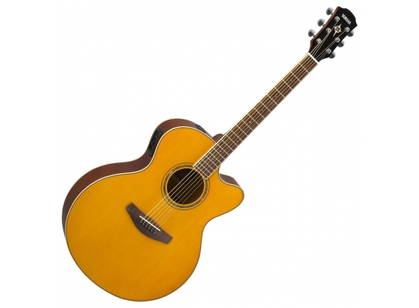 Guitarras Folk Yamaha CPX 600 Vintage Tint