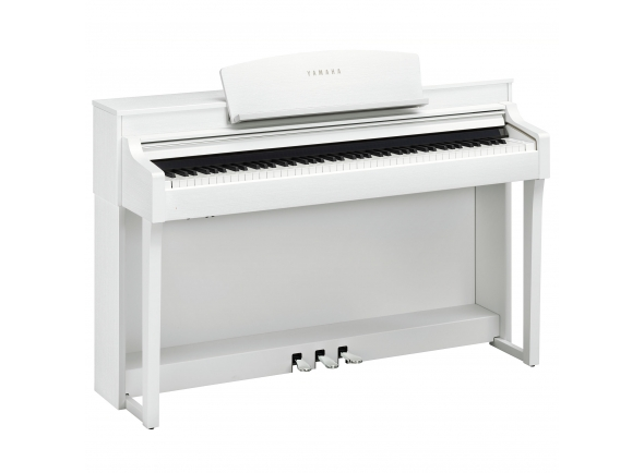 Pianos Digitais de Móvel Yamaha CSP-150 WH