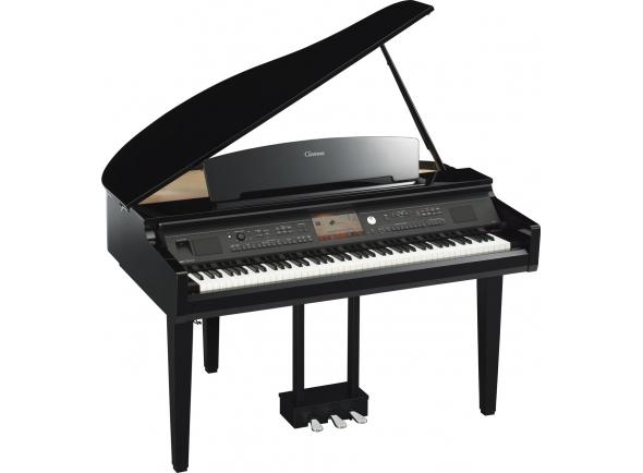 Piano Digital Yamaha CVP 709 GP Polished EB