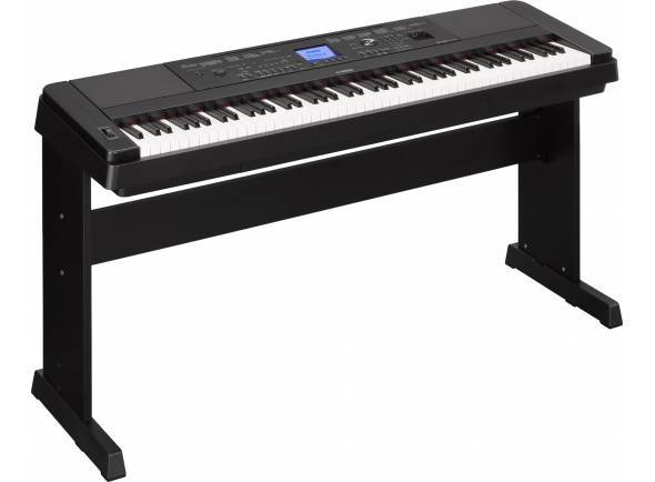 Piano Digital Yamaha DGX-660B
