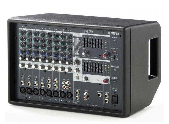 Mesas de Mistura com Amplificação/Mesas de Mistura com Amplificação Yamaha EMX-212S
