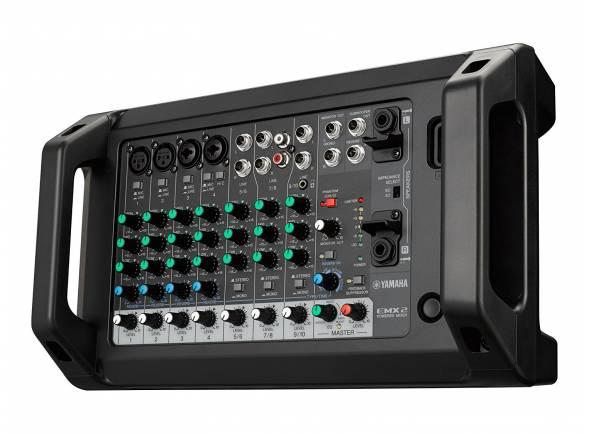 Mesas de Mistura com Amplificação Yamaha EMX 2
