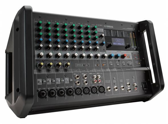 Mesas de Mistura com Amplificação Yamaha EMX 5