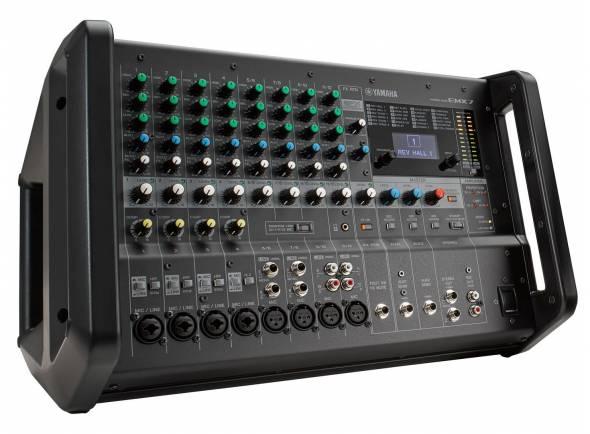 Mesas de Mistura com Amplificação Yamaha EMX 7