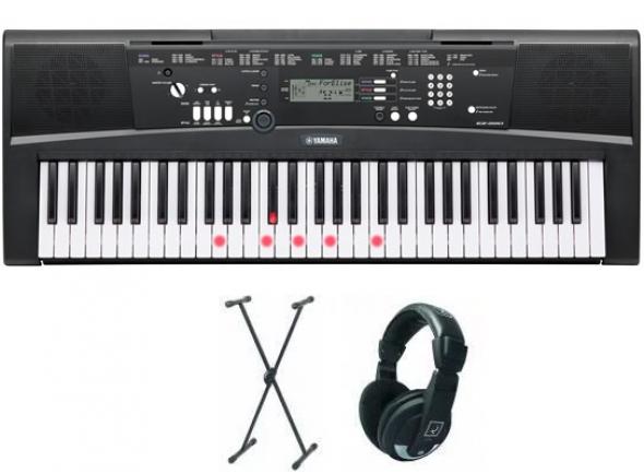 Ver mais informações do  Yamaha EZ-220 Set