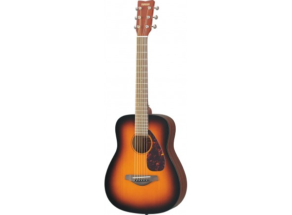 Guitarra Clássica (criança) 3/4/Guitarras Folk Yamaha JR2 TBS 3/4