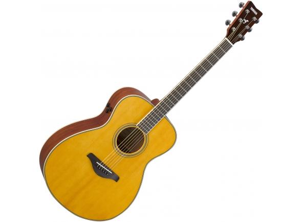 Outras guitarras acústicas Yamaha FS-TA Vintage Tint TransAcoustic