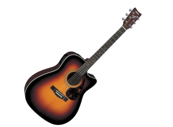 Guitarras Dreadnought Yamaha FX370C TBS