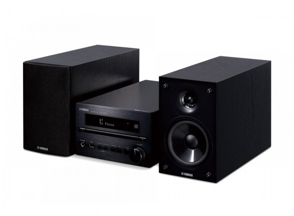 Coluna Hi-fi / Home Cinema Yamaha MCR-B270D BK/BK