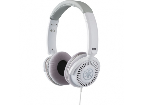 Auscultadores Yamaha HPH-150WH Open-Air Stereo Headphones (White)