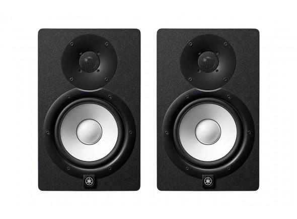 Monitores de estúdio activos Yamaha HS 7 MP