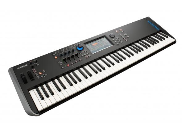 Sintetizadores e Samplers Yamaha MODX7