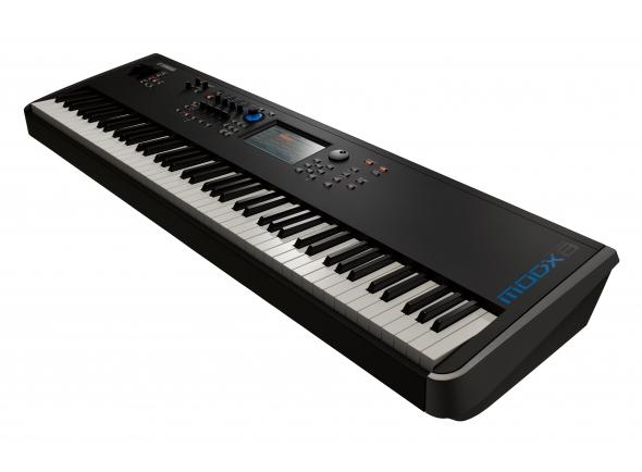 Sintetizadores e Samplers Yamaha MODX8
