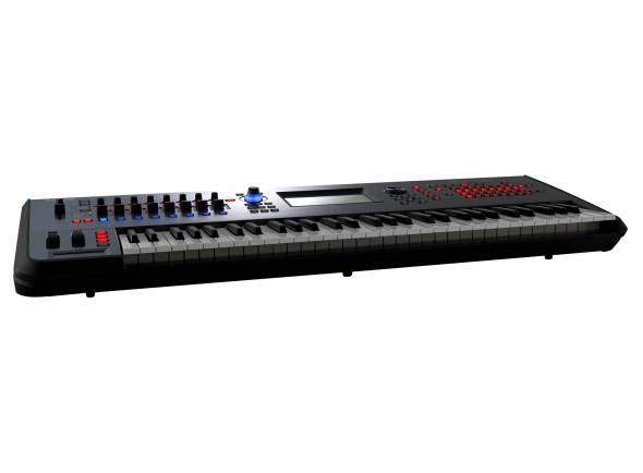 Sintetizadores e Samplers Yamaha Montage 6