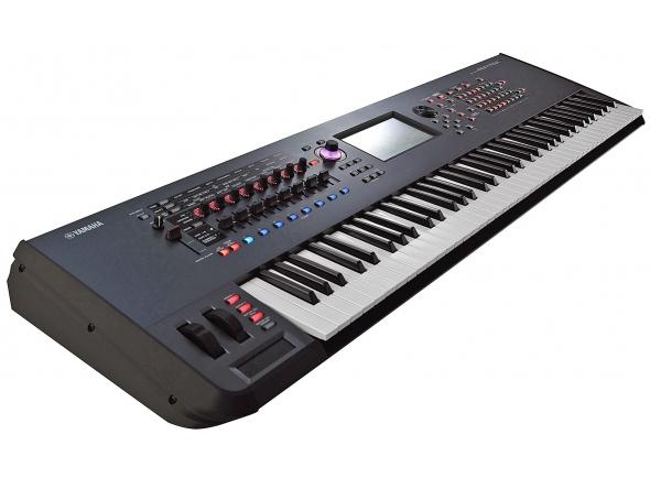 Sintetizadores Yamaha Montage 7