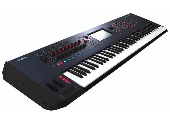Sintetizadores Yamaha Montage 8