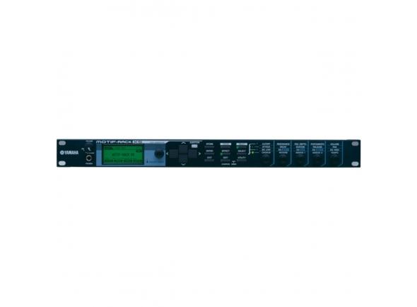 Sintetizadores e Samplers Yamaha Motif Rack XS
