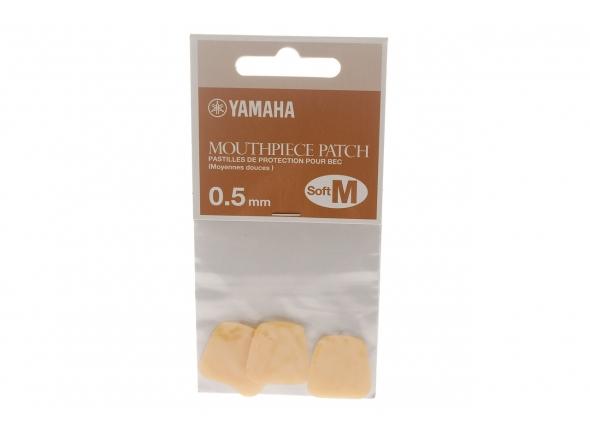 Acessórios Boquilha Clarinete Yamaha Mouthpiece Cushions 0,5mm Soft