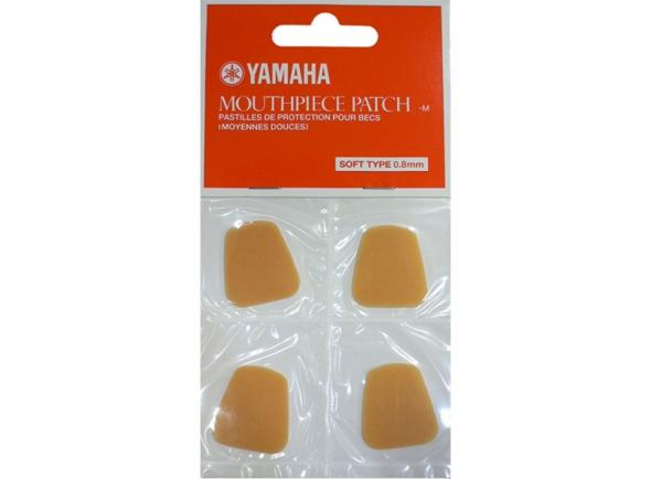 Acessórios Boquilha Clarinete Yamaha Mouthpiece Cushions 0,8mm Soft