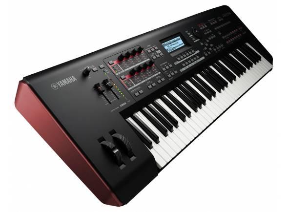 Sintetizadores e Samplers Yamaha MOXF 6