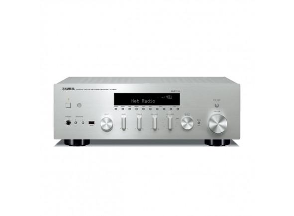 Receptores stéreo em rede/Receptores de Áudio / Vídeo Yamaha MusicCast RN-602 Prata