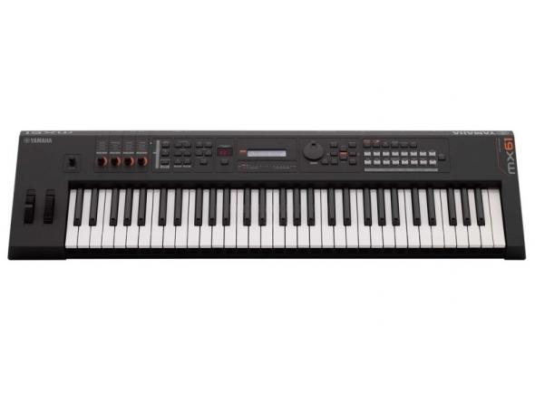 Sintetizadores e Samplers Yamaha MX61 V2 Black