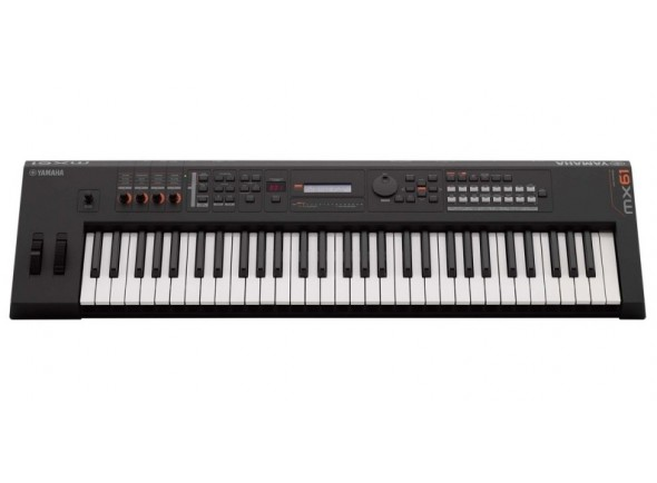 Sintetizadores e Samplers Yamaha MX61 V2 Black B-Stock