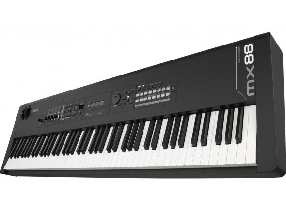 Ver mais informações do  Yamaha MX88