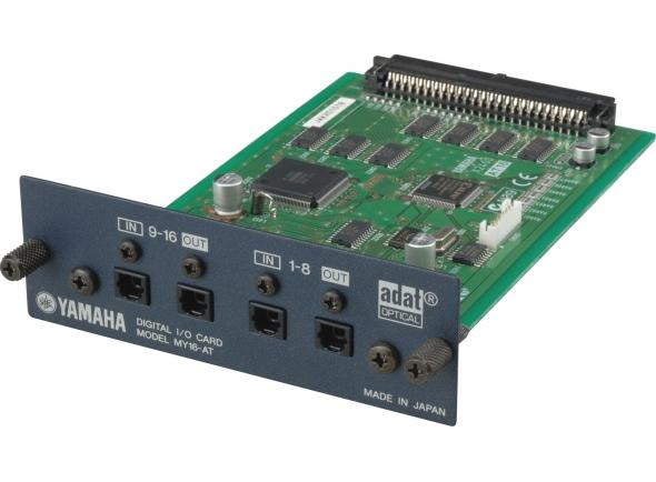 Outros acessórios para teclados Yamaha MY16AT