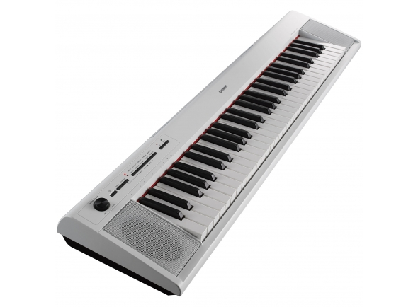 Pianos Digitais Portáteis  Yamaha NP-12 WH