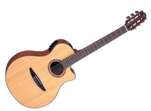 Guitarras clássicas eletrificadas Yamaha NTX700