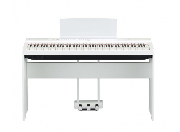Piano Digital Yamaha P-125WH Set
