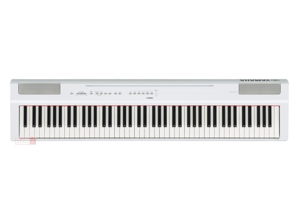 Piano Digital Yamaha P-125WH