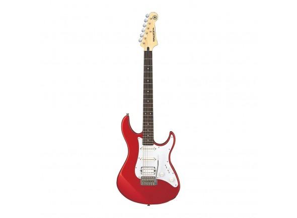 Guitarras formato ST Yamaha Pacifica 112J RM