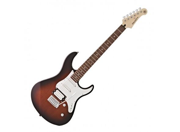 Guitarras formato ST Yamaha Pacifica 112V OVS