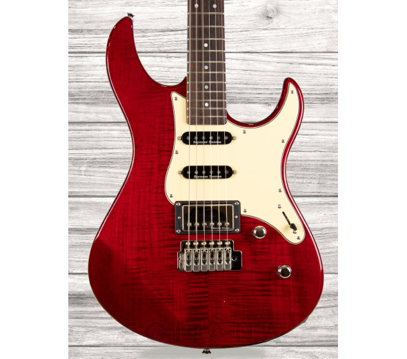Guitarras Yamaha Pacifica 612 Guitarras formato ST Yamaha  Pacifica 612V II FMX FR