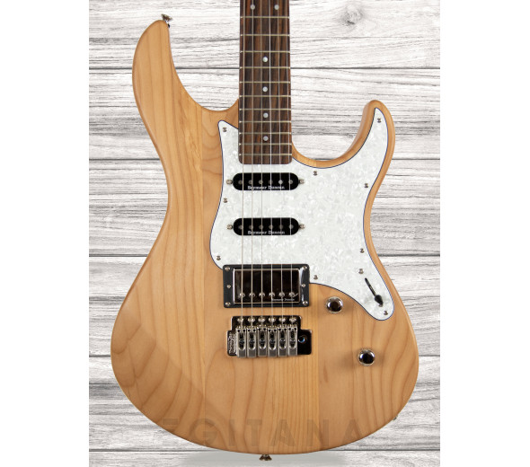 Guitarras Yamaha Pacifica 612 Guitarras formato ST Yamaha  Pacifica 612V II X YNS