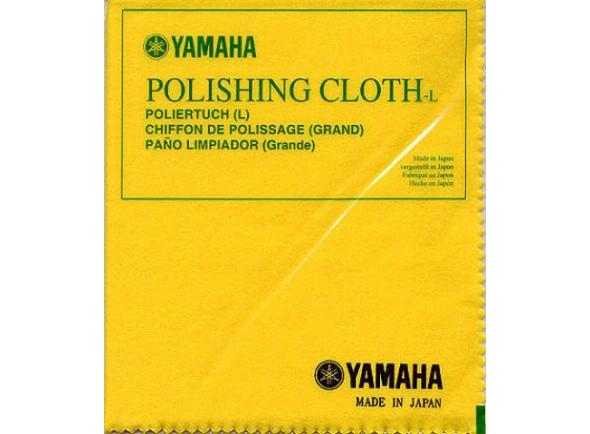 Manutenção e produtos de limpeza Yamaha  Pano Limpeza Polishing Cloth L