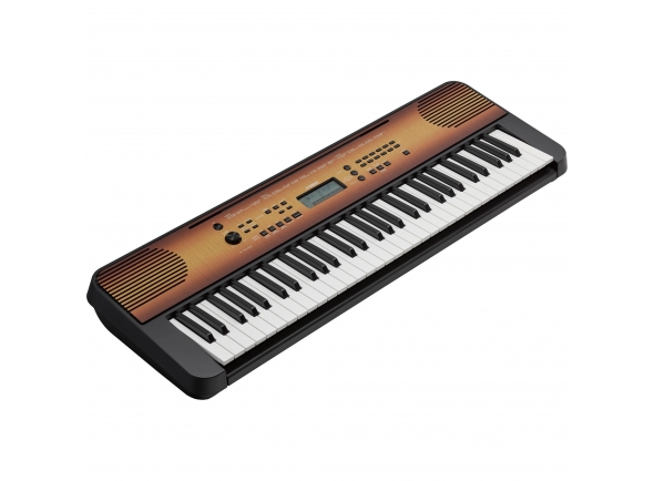 Teclados Yamaha PSR-E360 Maple