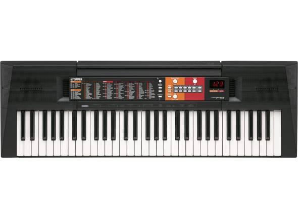 Ver mais informações do  Yamaha PSR-F51