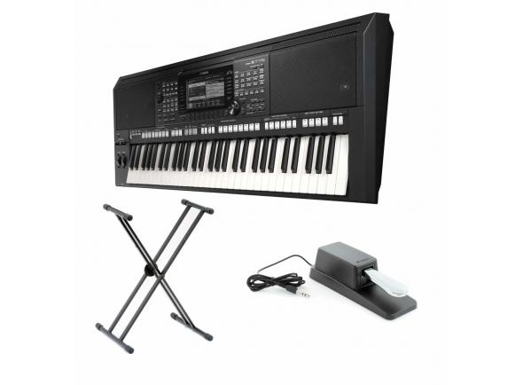 Ver mais informações do  Yamaha PSR-S775 Set