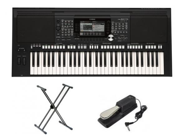 Ver mais informações do  Yamaha PSR-S975 Set