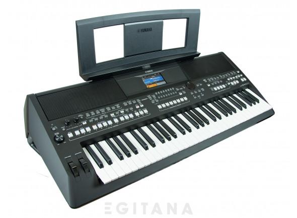Teclados Yamaha PSR-SX600