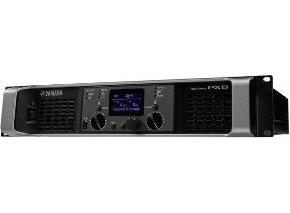 Amplificadores Yamaha PX-8