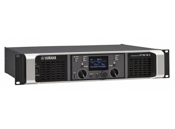 Amplificadores Yamaha PX10